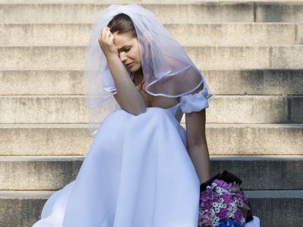 Ha le kell mondani az esküvőt