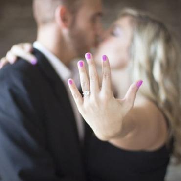 Milyen eljegyzési gyűrű illik hozzád?