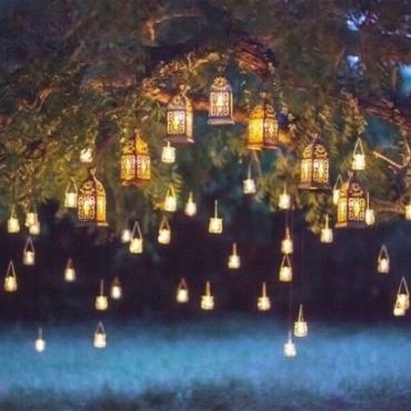 A romantikus éjszakai szertartás